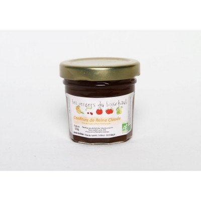 Mini confiture Reine Claude