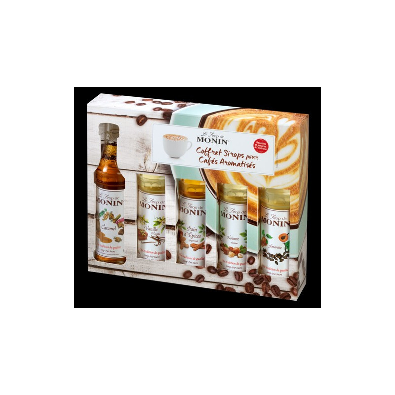 Coffret Cafés Gourmands