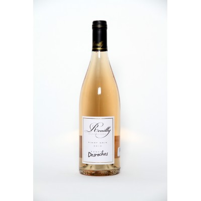 Vin Reuilly Gris Pascal DESROCHES