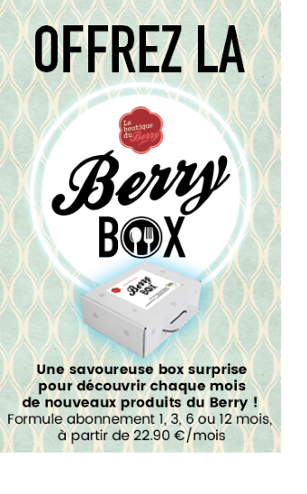 Abonnement Berry Box